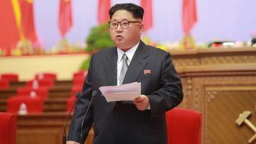 09-05-2016 15:10 Kim Dzong Un ogłoszony przewodniczącym Partii Pracy Korei