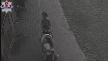 05-08-2016 12:47 Kradła w obecności swoich dzieci. Policja prosi o pomoc