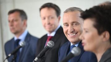 08-09-2016 15:17 PiS o zwolnieniach w ratuszu: afera reprywatyzacyjna doszła do najwyższych szczebli władz w Warszawie