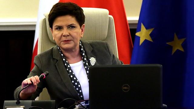 Premier Szydło zapowiada przegląd resortów