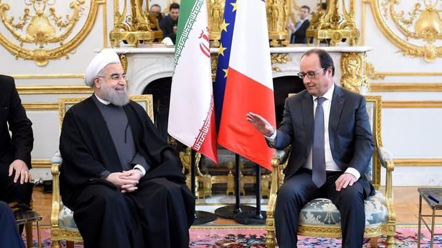 Francja i Iran zaczynają handlować - miliardy dolarów do wydania na samoloty
