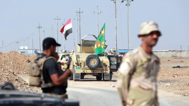 Irackie wojska wkraczają do Mosulu od wschodu