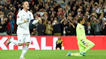 2015-09-08 Wayne Rooney razy 50! Anglicy mają nowego rekordzistę