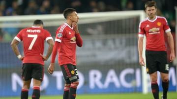 2015-12-08 Trzęsienie ziemi w Wolfsburgu i Eindhoven. Manchesteru United przeżył szok, PSV gra dalej