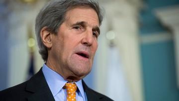 21-02-2016 13:51 Kerry: bliżej porozumienia z Rosją ws. rozejmu w Syrii