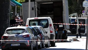 15-07-2016 21:58 Zamachowiec powiązany z islamistami - sprzeczne informacje z Francji