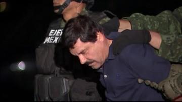 """23-02-2016 06:10 Słynny """"El Chapo"""" skarży się na tortury w więzieniu"""