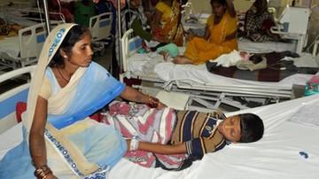 W ciągu 5 dni w szpitalu w Indiach zmarło 60 dzieci. Media donoszą o wstrzymanych dostawach tlenu dla pacjentów