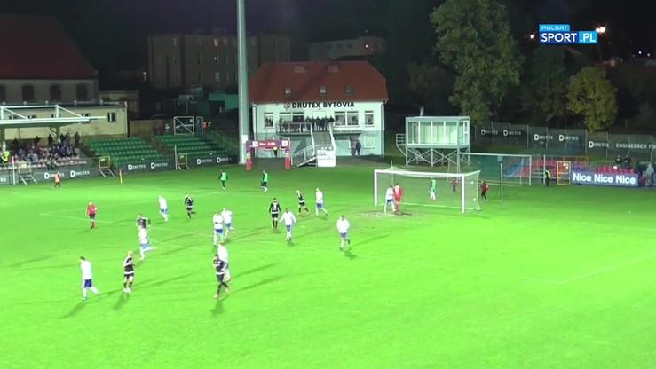 Drutex-Bytovia - Stal Mielec 0:0. Skrót meczu