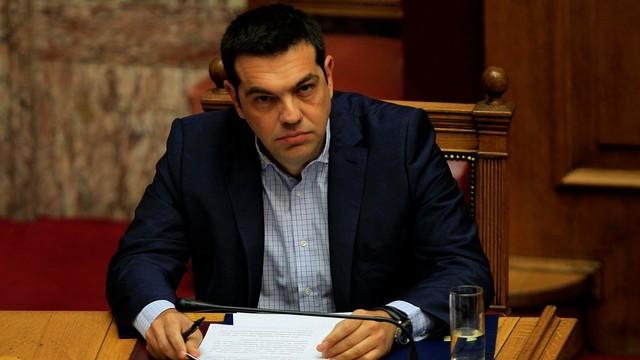 Cipras zapewnia, że jego rząd nie planował Grexitu