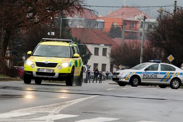 Czechy: zabójca z restauracji to okoliczny mieszkaniec