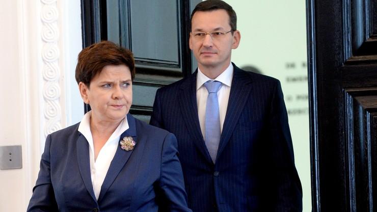 """""""Chodziło o usprawnienie współpracy"""" - rzecznik rządu o spotkaniu premier z ministrami"""