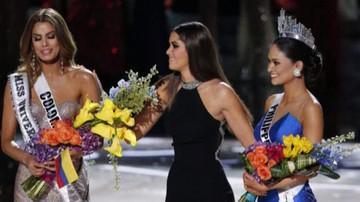 21-12-2015 11:25 Fatalna pomyłka prowadzącego podczas gali Miss Universe 2015