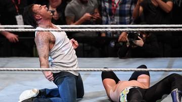 2016-11-05 Były bramkarz reprezentacji Niemiec wygrał debiutancką walkę w WWE (WIDEO)