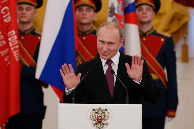 Generałowie spiskują przeciwko Putinowi?