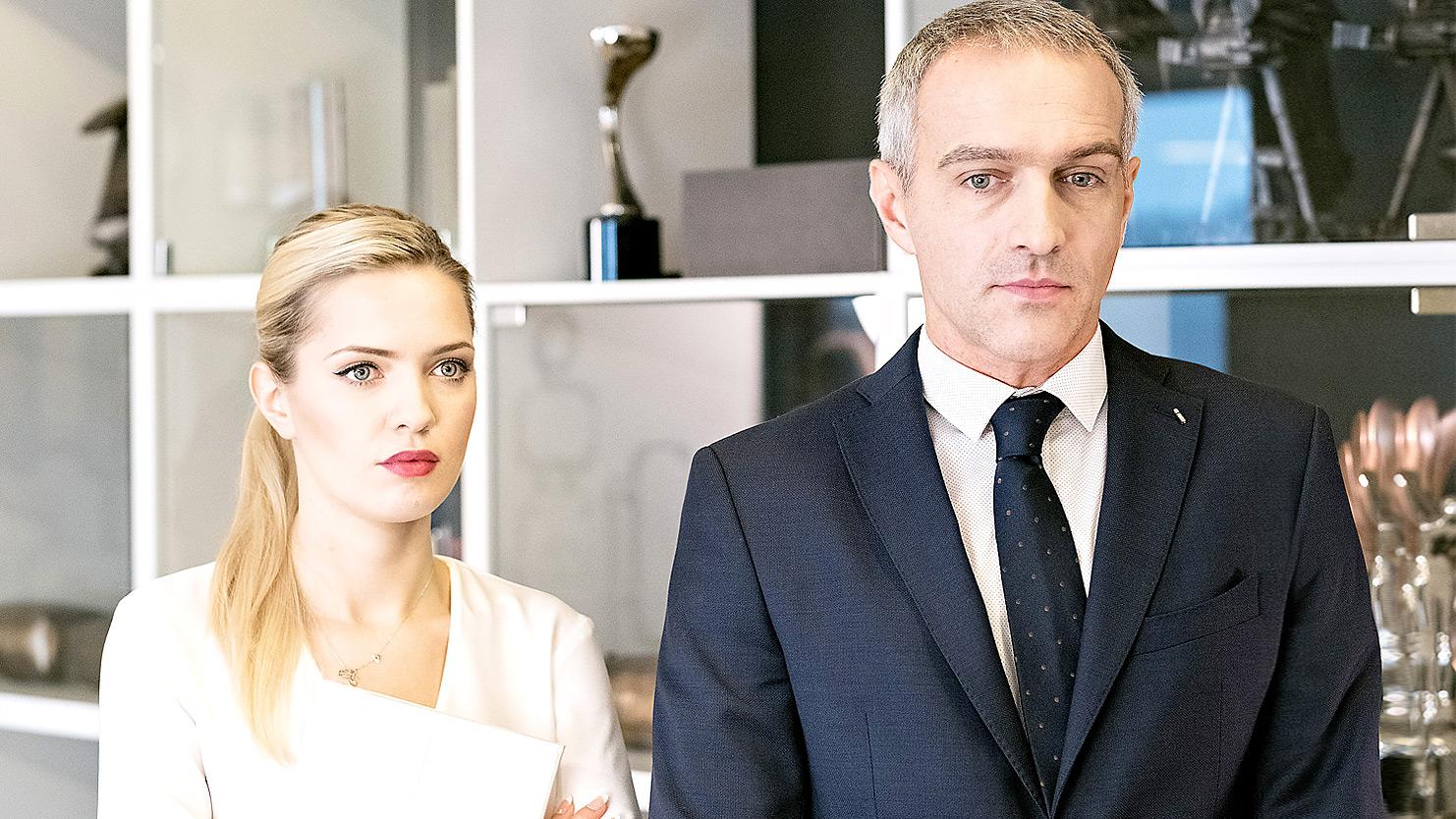 """""""Niania w wielkim mieście"""" odcinek 8: Wilki i owce - Polsat.pl"""