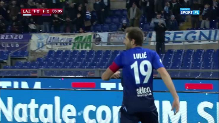 Lazio - Fiorentina 1:0. Skrót meczu