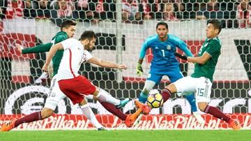 2017-11-13 Pechowa 13. minuta! Polska przegrała z Meksykiem