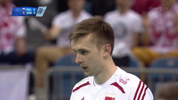 2016-05-19 Bieniek i jego zabójcza zagrywka! Siedem punktów Polaków z rzędu