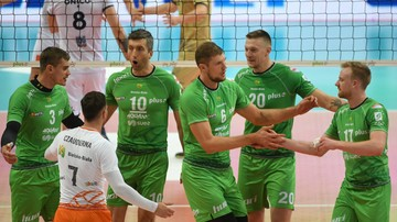 2017-11-17 PlusLiga: BBTS Bielsko-Biała - Espadon Szczecin. Transmisja w Polsacie Sport
