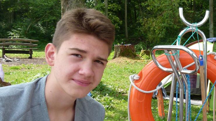 2016-10-22 Tragedia młodego piłkarza! Pomóżmy Błażejowi