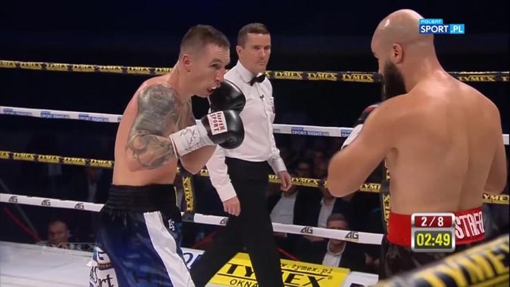 2016-11-05 Dariusz Sęk - Mustafa Chadlioui. Skrót walki