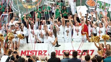 2017-06-10 Stelmet BC Zielona Góra mistrzem Polski!