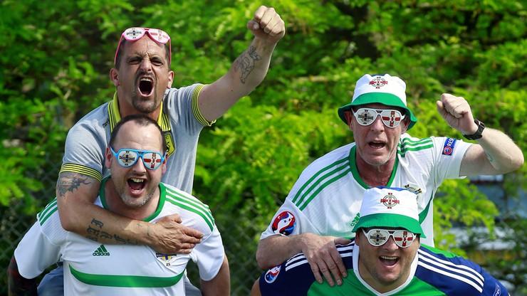 Kibice Irlandii Północnej: Czekamy na Polaków, żeby napić się z nimi piwa