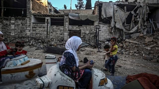 USA potępiły bombardowania szpitali w syryjskim Aleppo