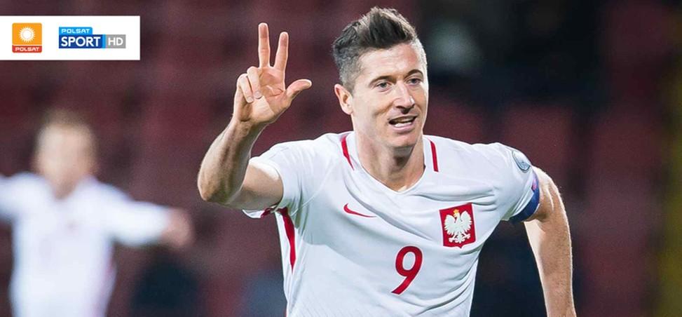 6 milionów widzów obejrzało mecz Armenia - Polska w Polsacie i Polsacie Sport
