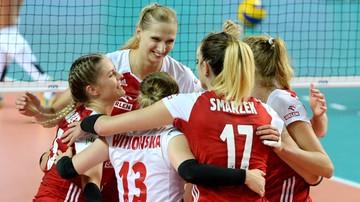 2017-07-21 Polskie siatkarki rozgromiły Kolumbię. Final Four WGP o krok