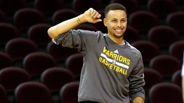 2017-06-29 NBA: Curry spróbuje sił w profesjonalnym turnieju golfa