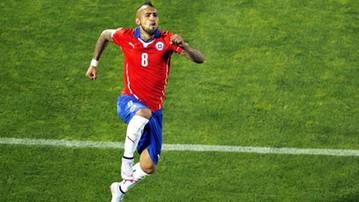 2017-06-18 Puchar Konfederacji: Chile pewnie pokonuje Kamerun