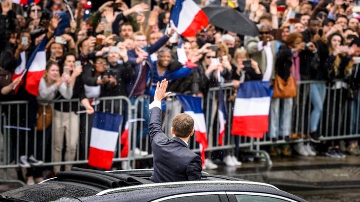 Francuska prasa: Macron musi zacząć działać