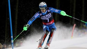 2016-12-22 Puchar Świata: Kristoffersen wygrał slalom