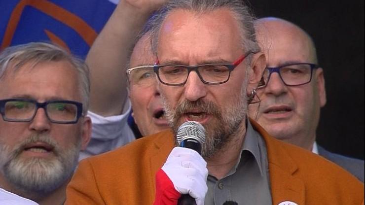 """Zarząd KOD wezwał Kijowskiego do """"niezwłocznego ustąpienia"""" ze stanowiska"""
