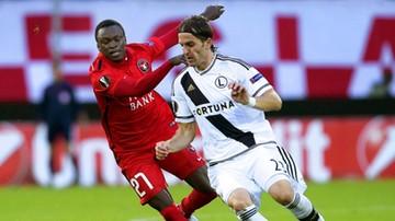 2015-09-20 Zmęczyli się meczem z Legią Warszawa? Pierwsza porażka FC Midtjylland w lidze