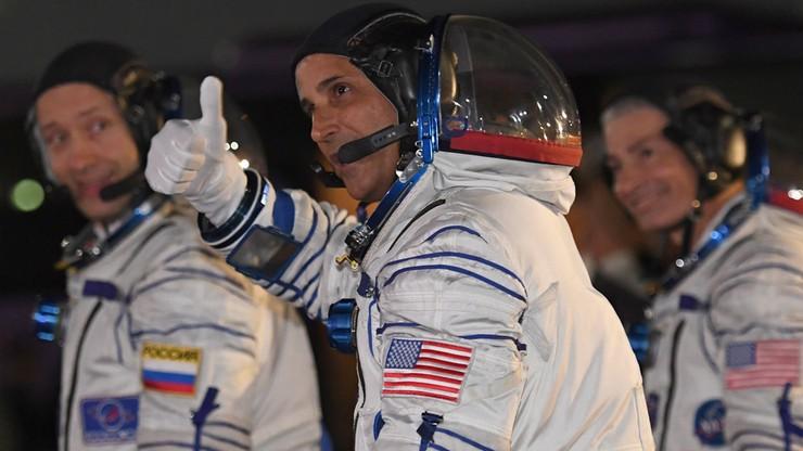 Statek Sojuz MS-06 połączył się z Międzynarodową Stacją Kosmiczną