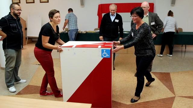 Referendum: najwyższa frekwencja w Warszawie i Wrocławiu