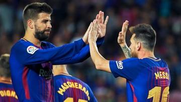 2017-09-20 Barcelona rozbiła Eibar. Cztery gole Messiego!