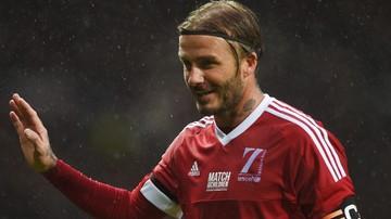 2015-12-08 David Beckham: Od futbolu wolę rugby