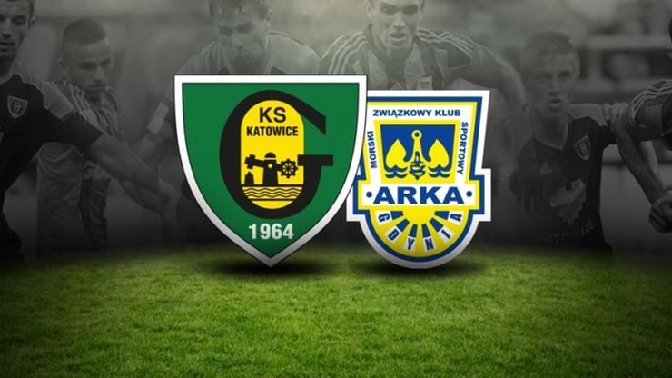 W Katowicach czas na wojnę! GKS – Arka w Polsacie Sport