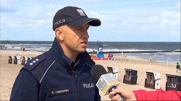 09-08-2016 11:35 Poszukiwania 7-latki na wodzie przerwane. Ze względu na złą pogodę