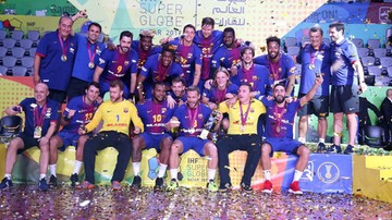 2017-08-28 Super Globe: Triumf Barcelony w finale