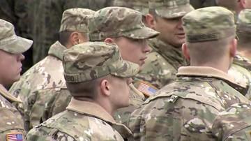 MON: były cyberataki na miejscowości goszczące żołnierzy USA