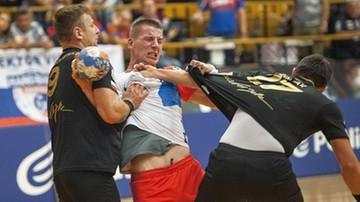 2016-11-20 Puchar EHF: Górnik Zabrze przegrał z Finami