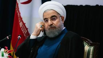 22-09-2017 10:37 Prezydent Iranu: rozbudujemy nasz arsenał rakietowy