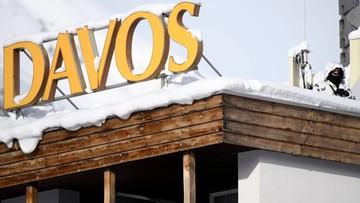 Polityka USA, Brexit i przyszłość UE tematem rozmów w Davos