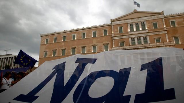 Grecja bankrutem. Nie ma porozumienia z eurogrupą