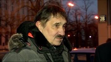Trzecia osoba z zarzutem po protestach przed Sejmem.